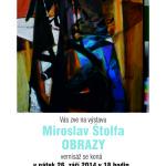 1_galerie pex pozvánka MIROSLAV ŠTOLFA1