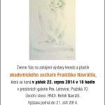 1_galerie pex pozvánkaFRANTIŠEK NAVRÁTIL